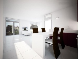 Villa in Calpe dining room
