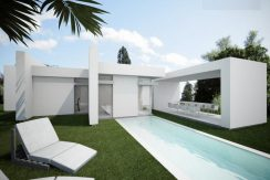 Villa in Calpe side