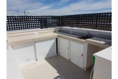 Natura park Rojales cocina terraza