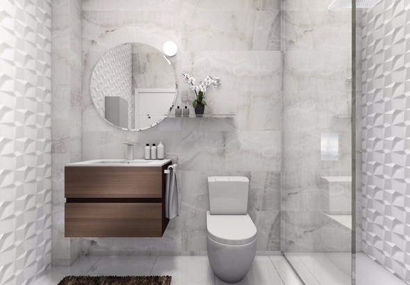 Apartamentos Torrevieja Alegría III baño