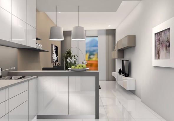 Apartamentos Torrevieja Alegría III cocina 2