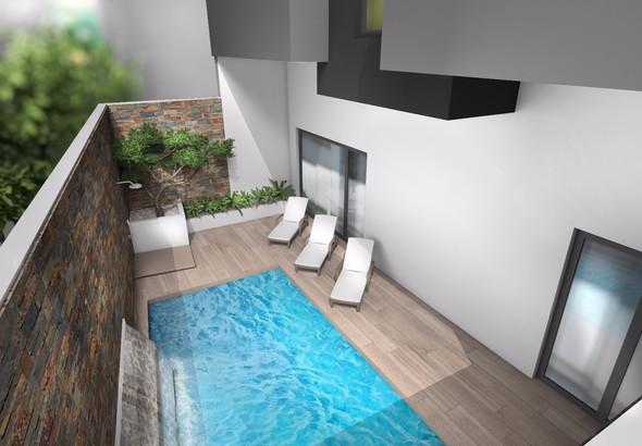 Apartamentos Torrevieja Alegría III piscina