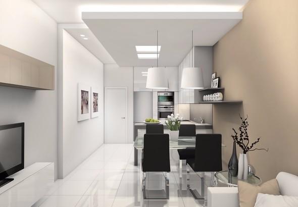 Apartamentos Torrevieja Alegría III salon 2