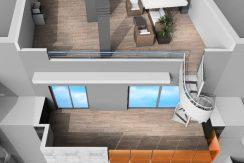 Apartamentos Torrevieja Alegría III terraza
