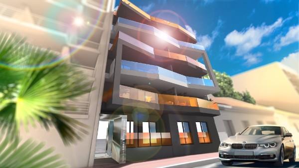 Apartemento Torrevieja Residencial Alegría VII fachada