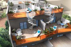 Apartemento Torrevieja Residencial Alegría VII terraza
