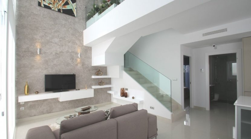 Villa La Laguna salón