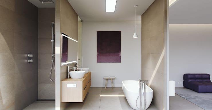 Villa Olivo baño