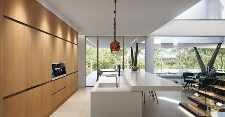 Villa Olivo cocina 3