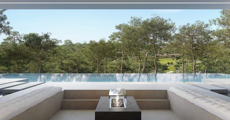 Villa Olivo piscina