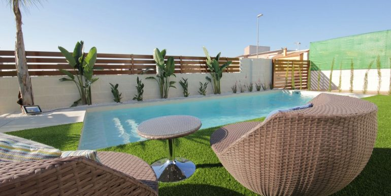 Villa Veleta Benijofar piscina