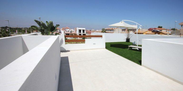 Villa Veleta Benijofar terraza