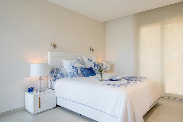 Viila Shiera Finestrat dormitorio