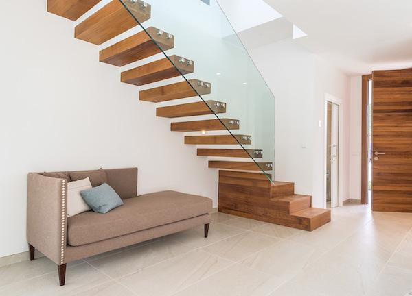 Viila Shiera Finestrat escalera 4