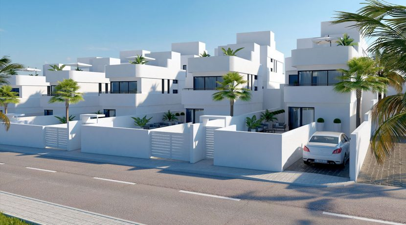 Villa Nimbus en La Marina comunidad