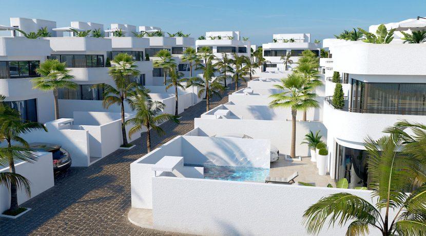 Villa Nimbus en La Marina comunidad interior
