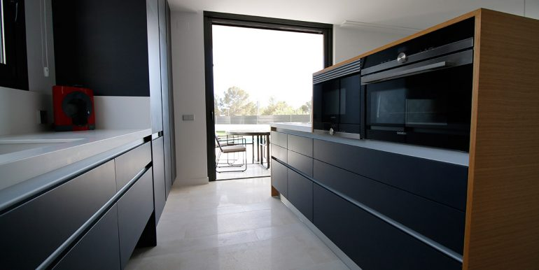 ES 7 Mahersol - Sierra Cortina - urb Mediterranean Garden - cocina